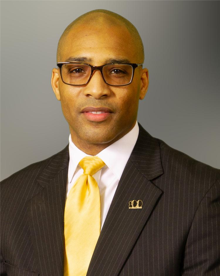 Brandon Curry, Co-Chair: Marketing & IT
