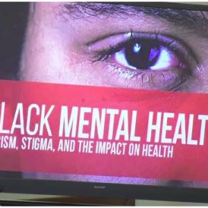 Event Brings Focus to Mental Health Treatment in Black Communities
